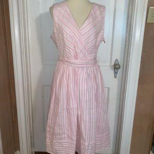 NWT Isaac Mizrahi for Target Striped Dress 18